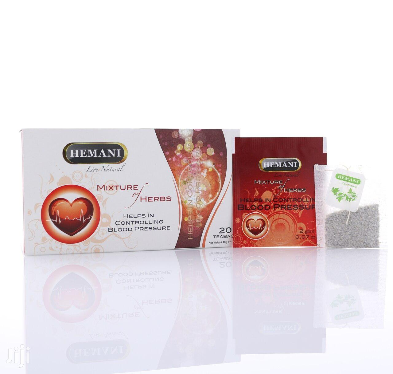 Tea For Blood Pressure