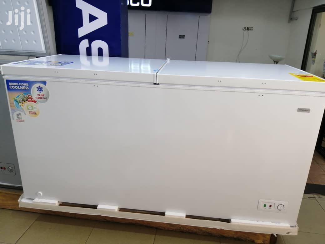 NASCO Double Door Chest Freezer (BD-600)