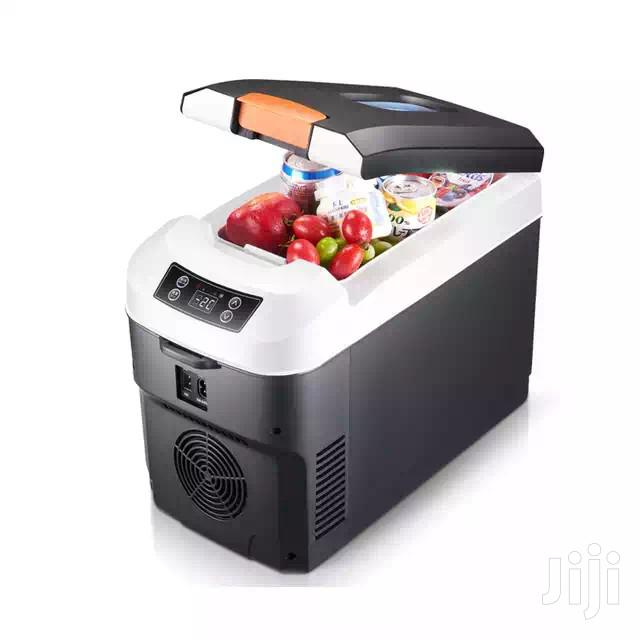 Car Travel Portable Refrigerator