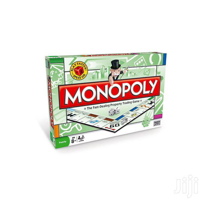 Archive: Monopoly Board Game
