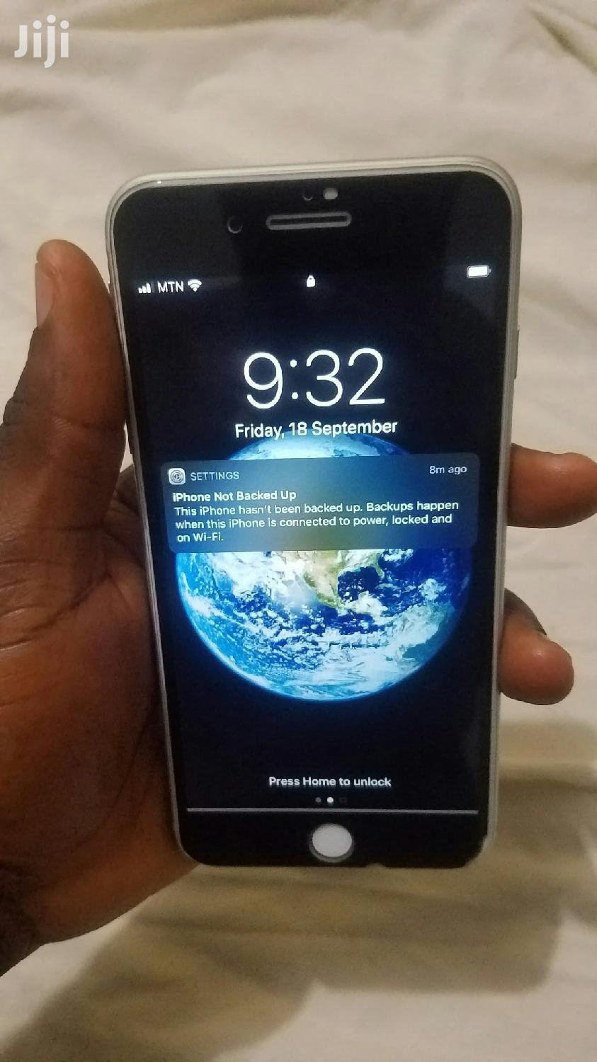 Apple iPhone 7 Plus 128 GB Silver | Mobile Phones for sale in Dansoman, Greater Accra, Ghana