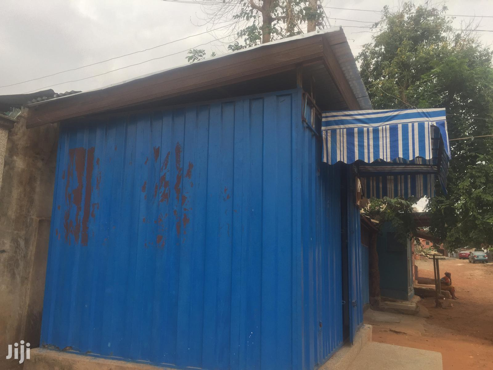Barber Shop For Sale At Presec Basic School