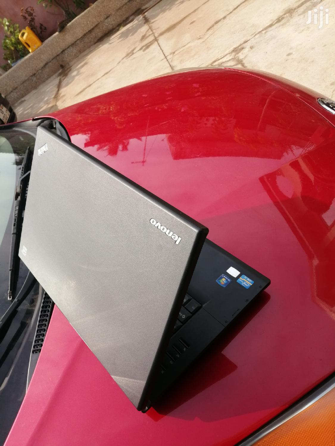 Laptop Lenovo ThinkPad L520 4GB Intel Core I5 HDD 500GB | Laptops & Computers for sale in Dansoman, Greater Accra, Ghana