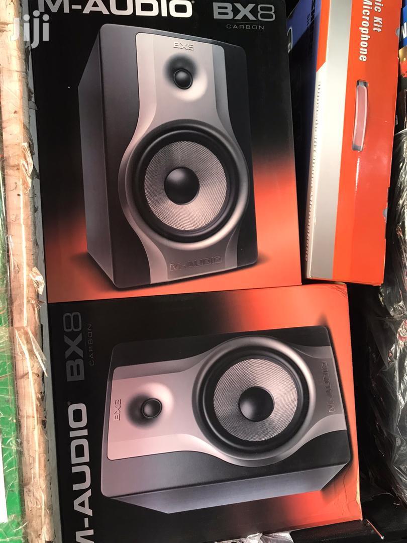 M Audio Bx8 Studio Monitor | Audio & Music Equipment for sale in Accra Metropolitan, Greater Accra, Ghana