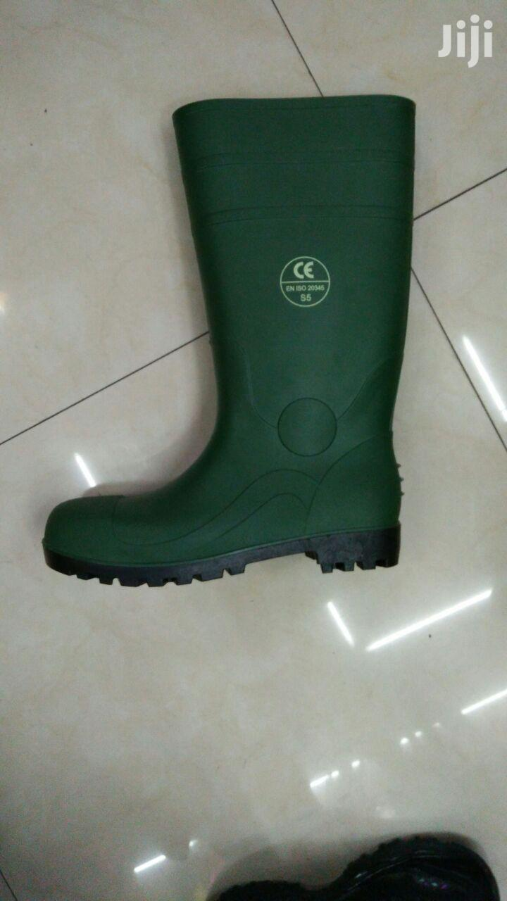 Steel Toe Gum/ Wellington Boot