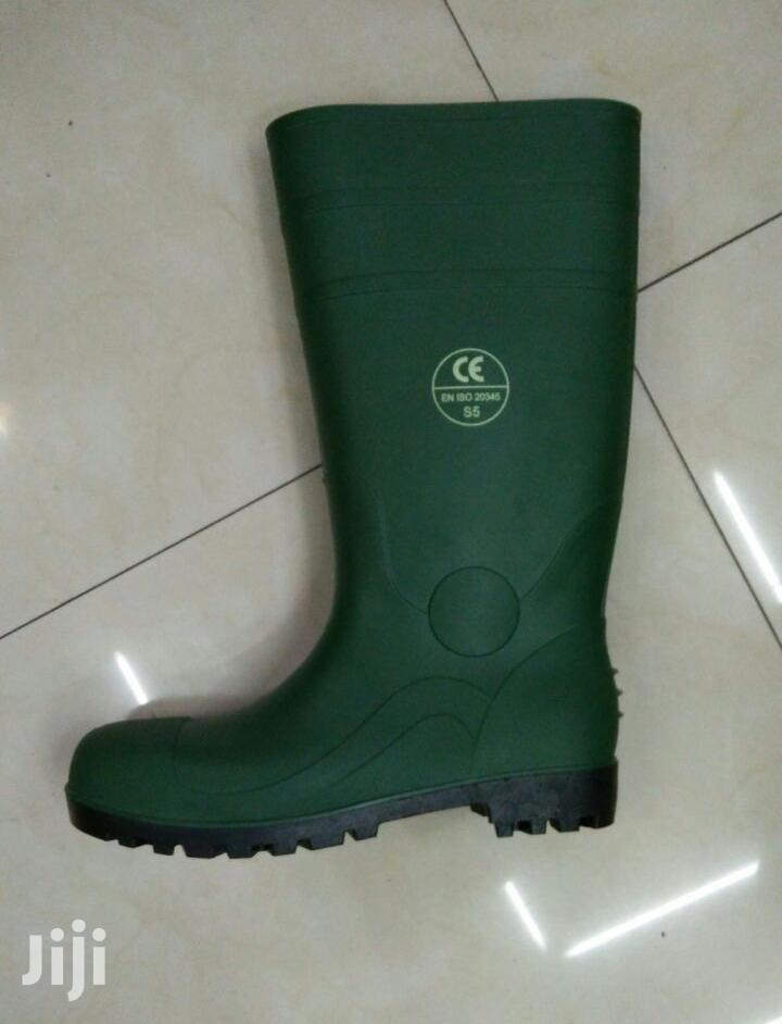 Steel Toe Gum/ Wellington Boot | Safety Equipment for sale in Alajo, Greater Accra, Ghana
