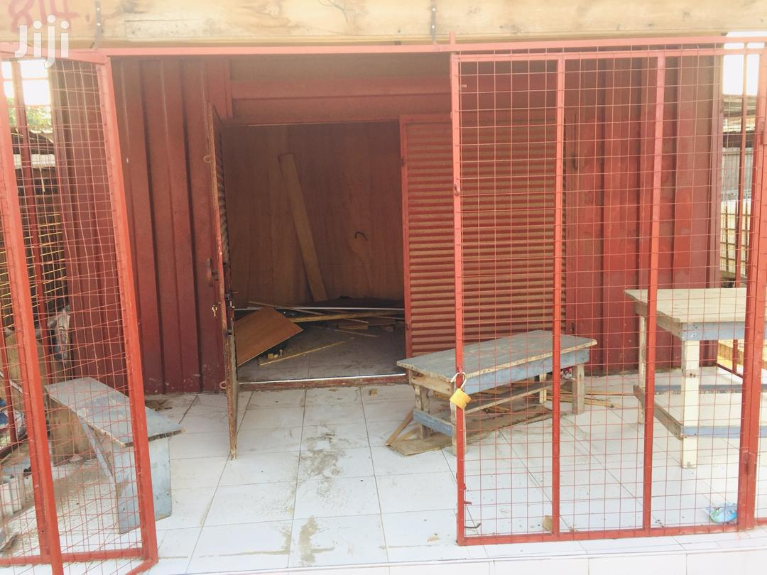 Container Shop For Rent | Commercial Property For Rent for sale in Tema Metropolitan, Greater Accra, Ghana