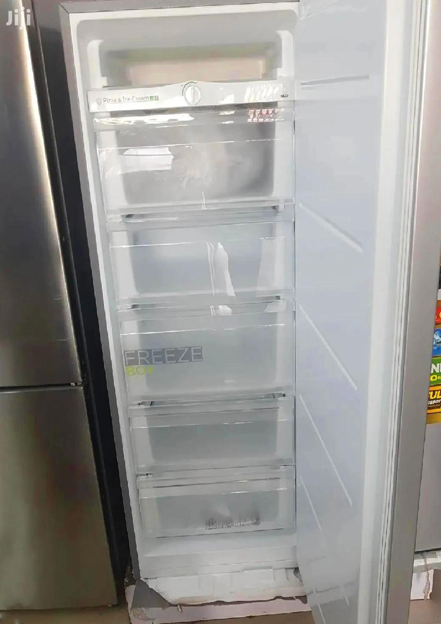165 Liters Midea Standing Freezer