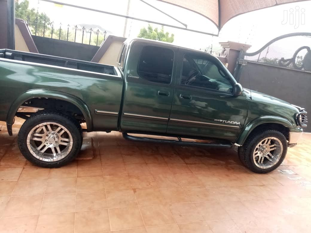 Toyota Tundra 2002 Automatic Green | Cars for sale in East Legon (Okponglo), Greater Accra, Ghana