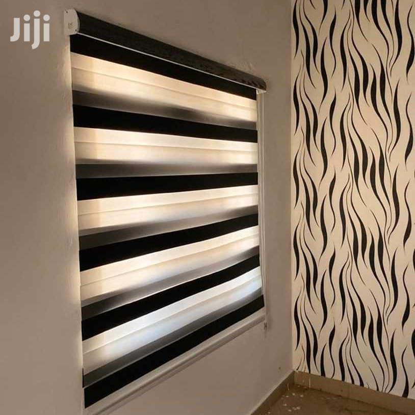 Quality Zebra Window Blinds Available for Homes,Schools,Etc