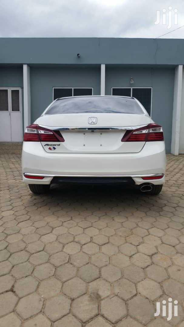 Honda Accord 2017 White   Cars for sale in Ga West Municipal, Greater Accra, Ghana