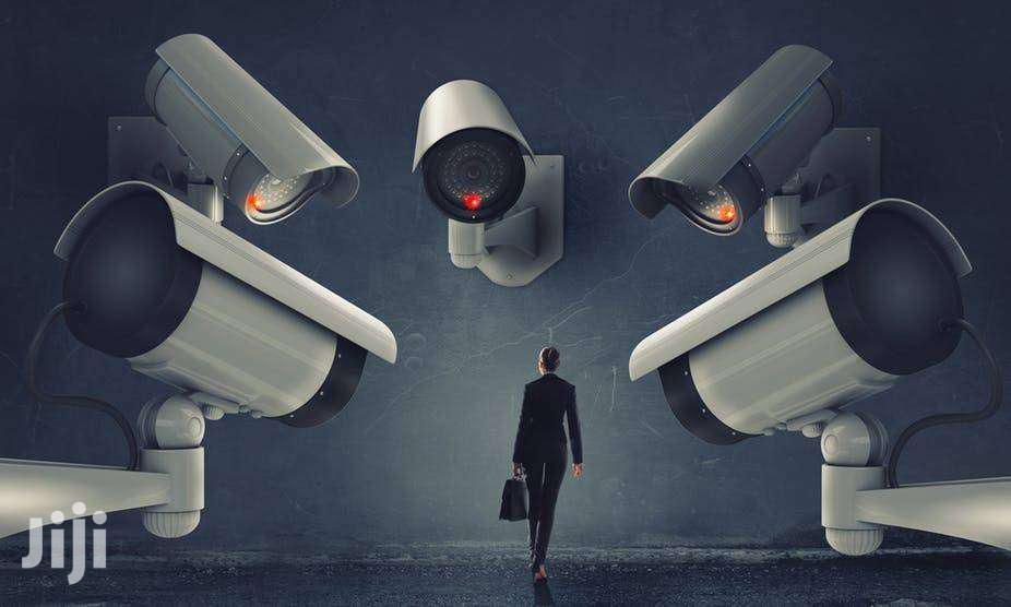 Security CCTV Camera Installation