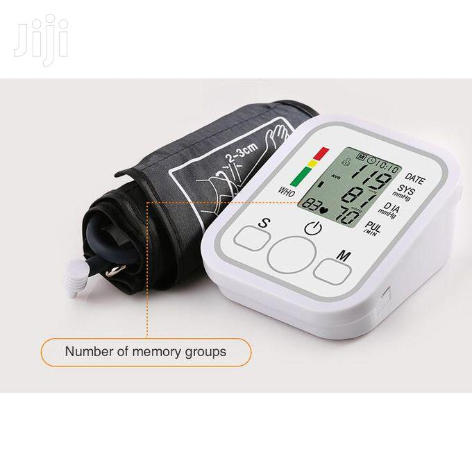Electronic BP Monitor