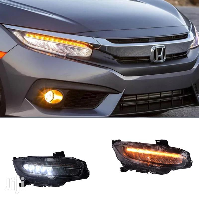 Honda Civic Headlight 2016 | Vehicle Parts & Accessories for sale in Asylum Down, Greater Accra, Ghana