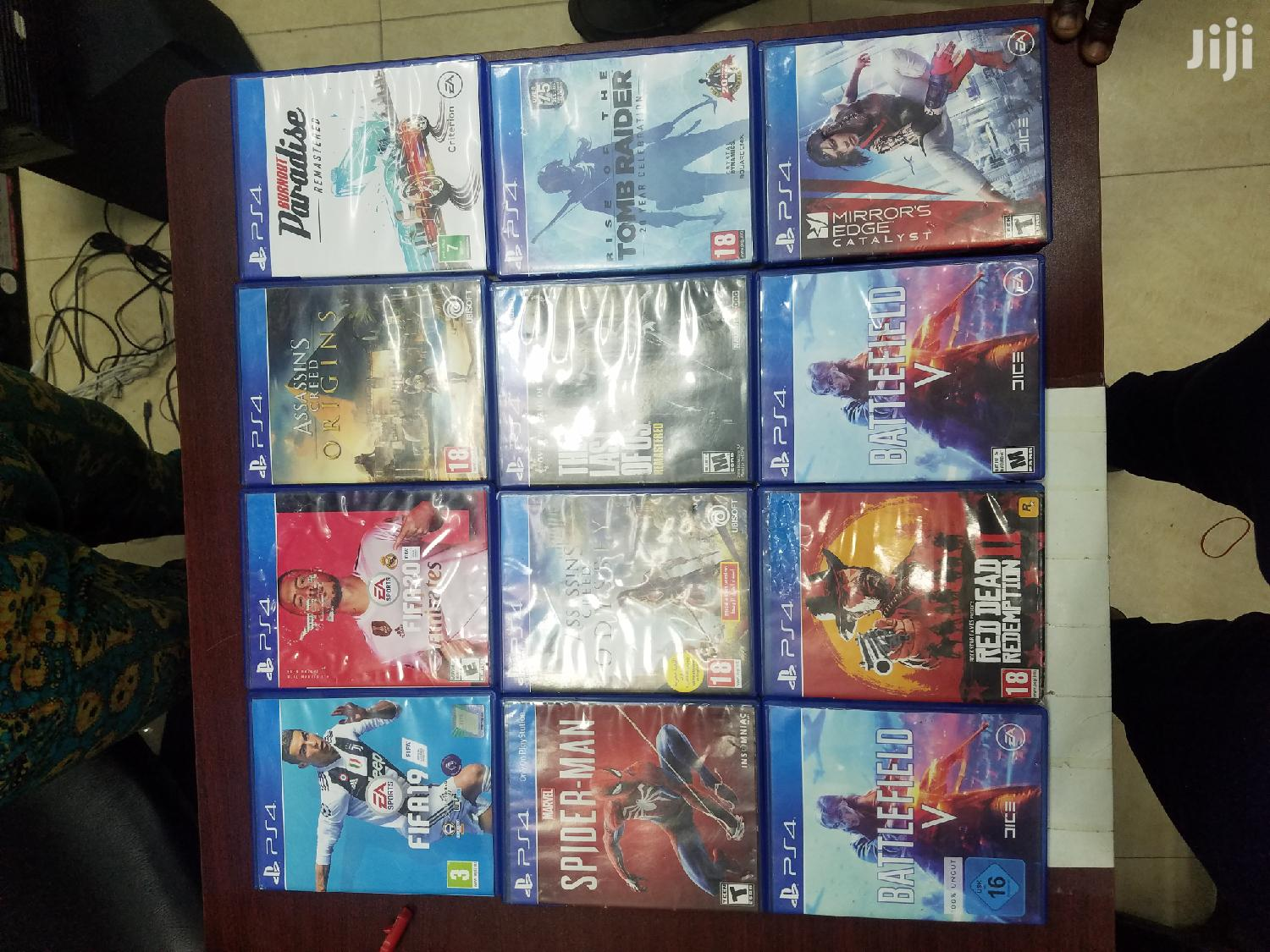 Ps4 Cd Games All Kinds