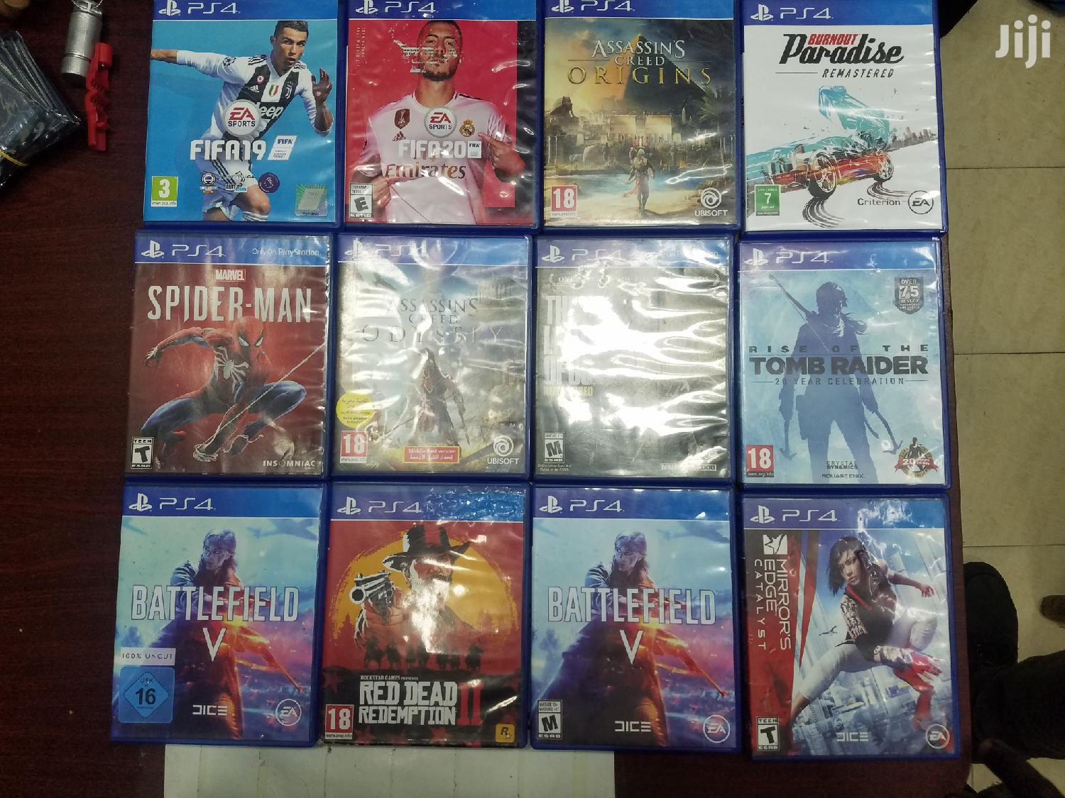 Ps4 Cd Games All Kinds | Video Games for sale in Accra new Town, Greater Accra, Ghana