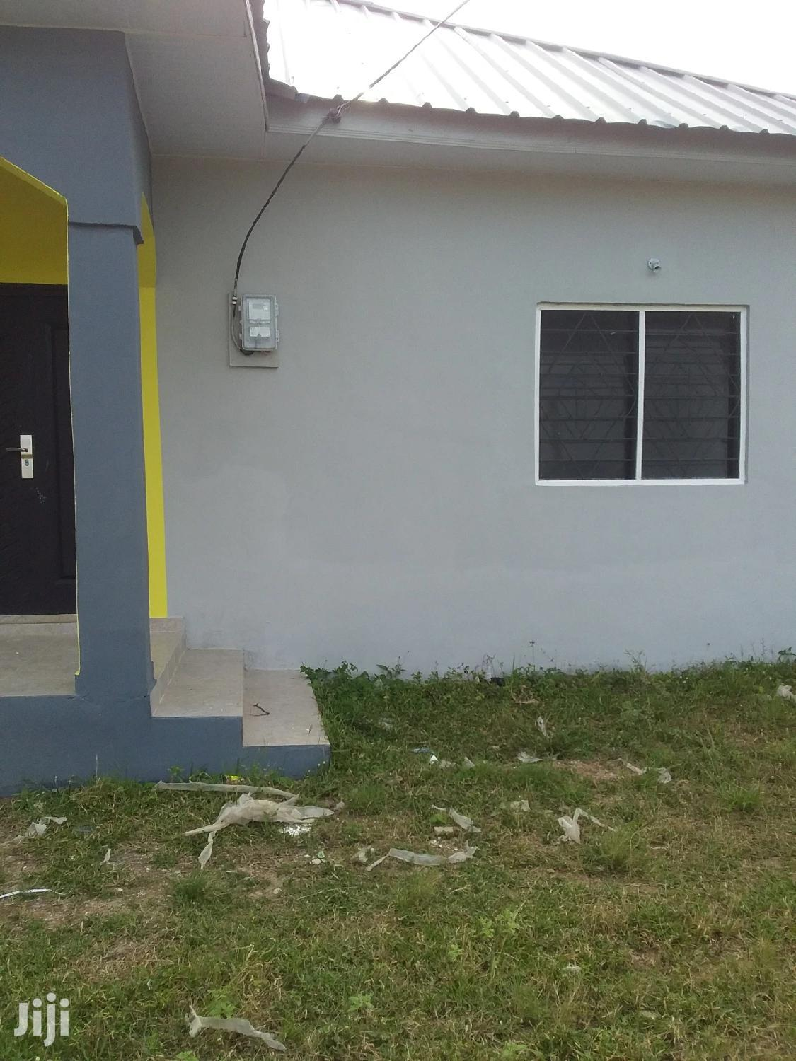 Two Bedrooms Terrace For Sale At Estate In Kasoa