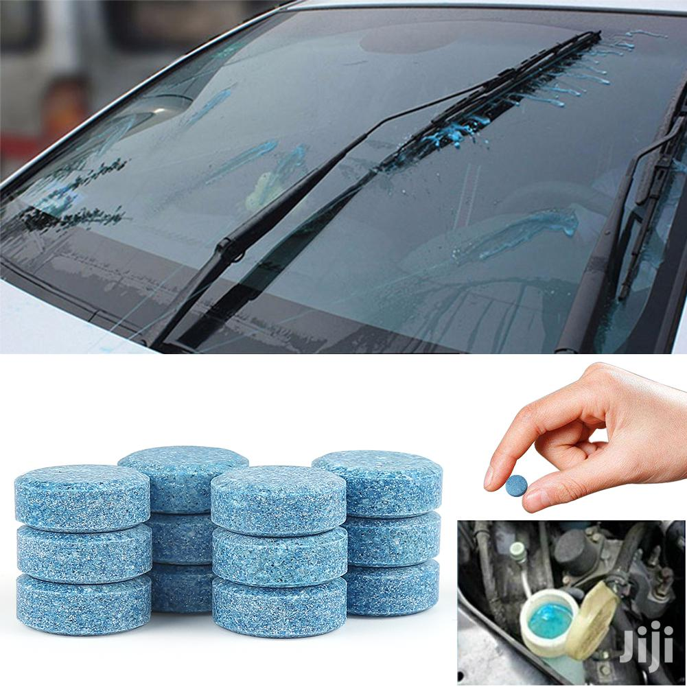 New Formula Windscreen/Glass Cleaning Tablets (5x Tablets)