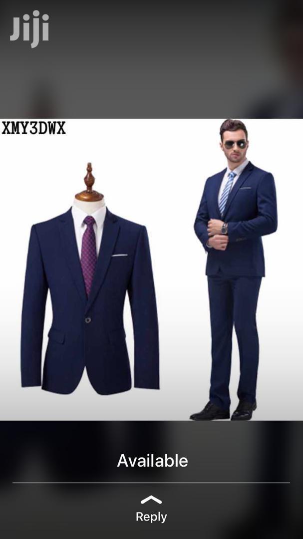 Official Men'S Suit