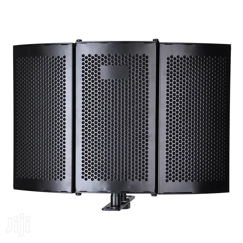 Foldable Studio Microphone Shield | Accessories & Supplies for Electronics for sale in Accra Metropolitan, Greater Accra, Ghana
