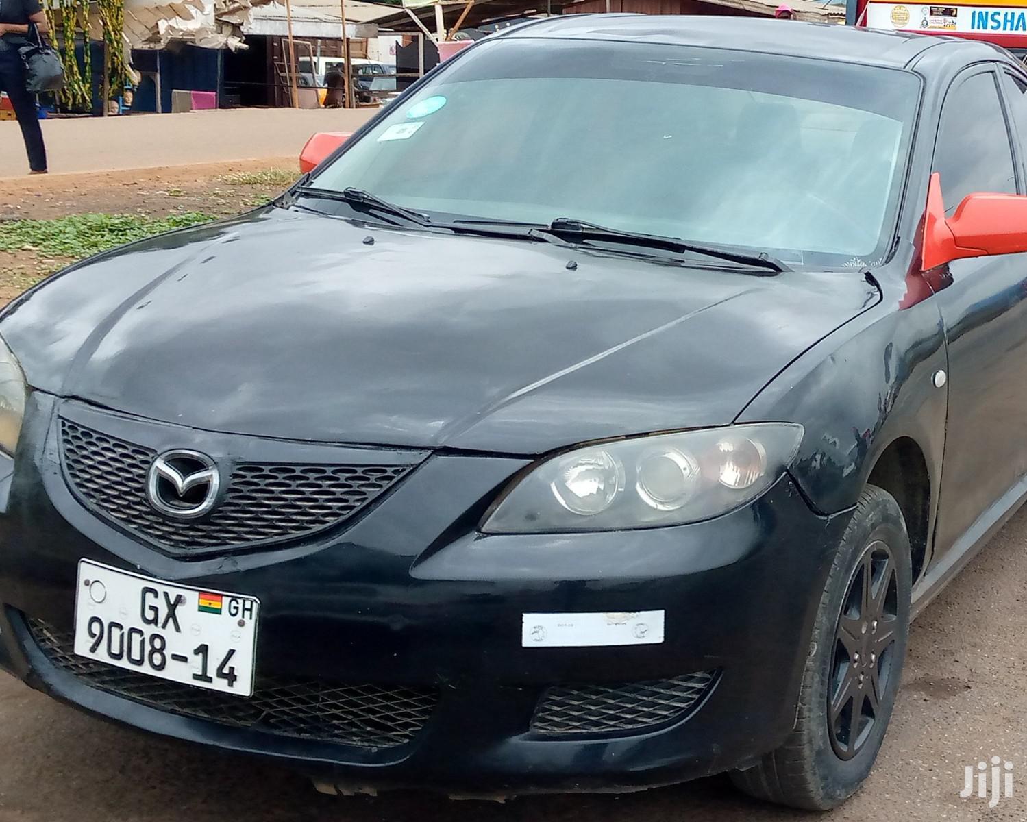 Mazda 3 2006 2.0 Individual Black
