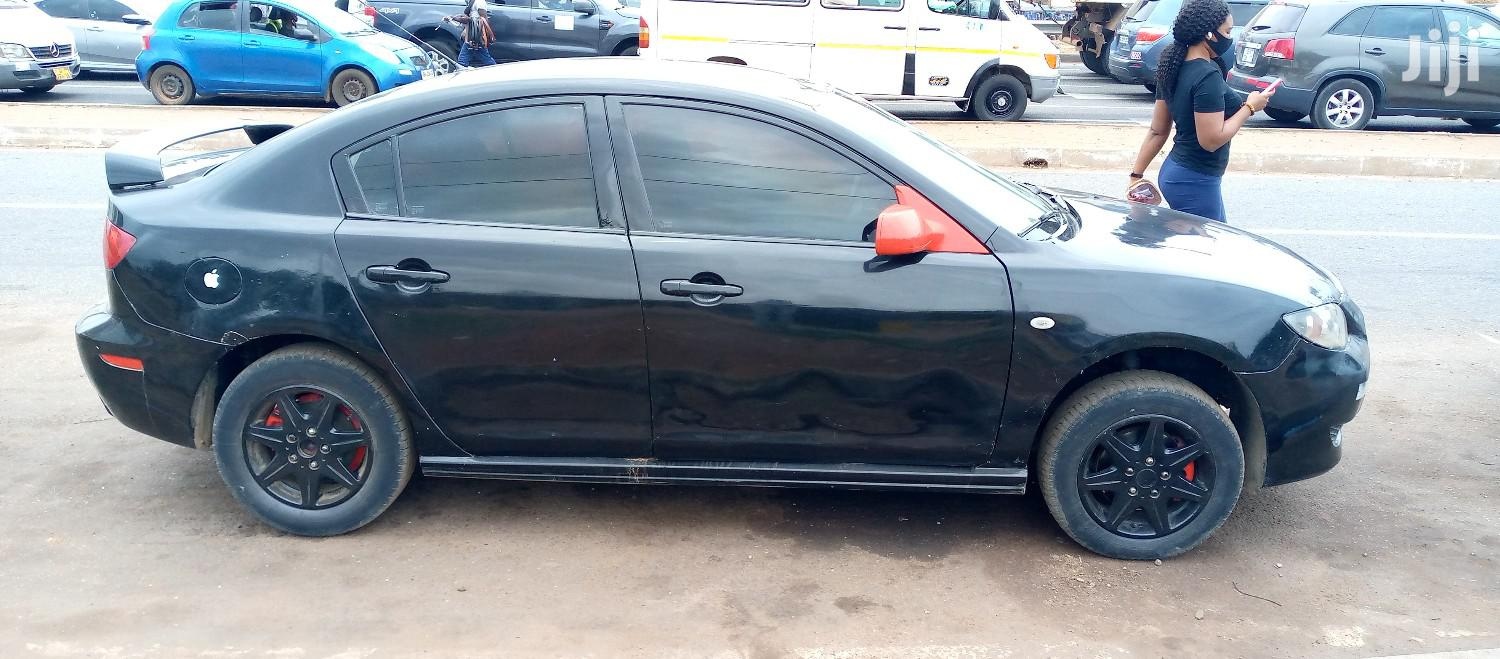 Mazda 3 2006 2.0 Individual Black | Cars for sale in Ga West Municipal, Greater Accra, Ghana