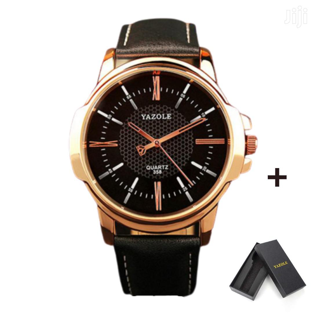 Yazole 358 Mens Watch + Original Watch Box