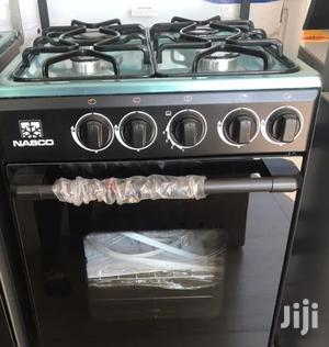 New Nasco 4 Burner Gas Cooker (Oven Grill) Black   Kitchen Appliances for sale in Greater Accra, Accra Metropolitan