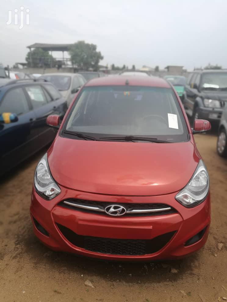 Archive: Hyundai i10 1.0 2011 Orange