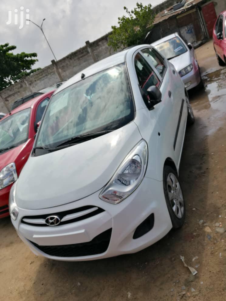 Hyundai i10 2012 1.0 White