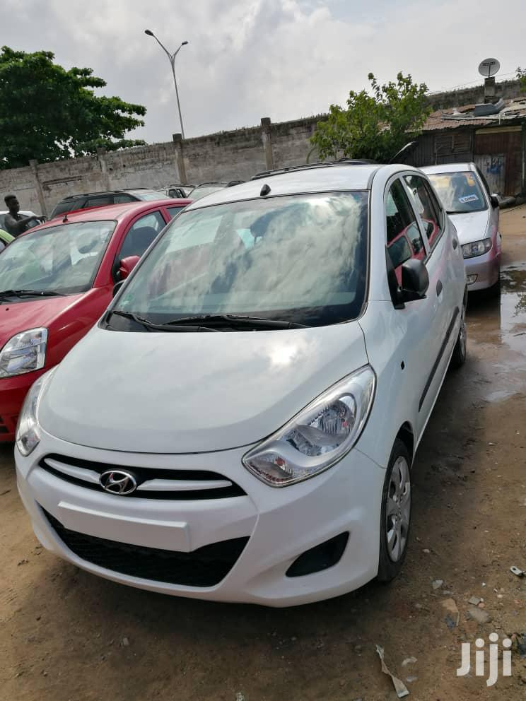 Hyundai i10 2012 1.0 White | Cars for sale in Accra Metropolitan, Greater Accra, Ghana