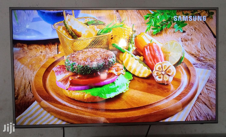 "Samsung (55"") Inch Ultra HD Smart Satellite 4K TV"