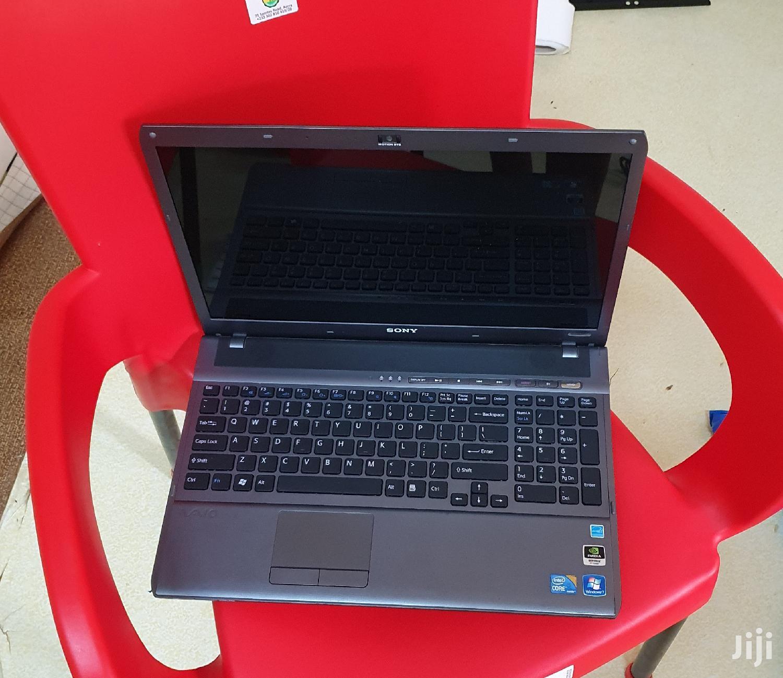 Archive: Laptop Sony 4GB Intel Core I5 HDD 500GB