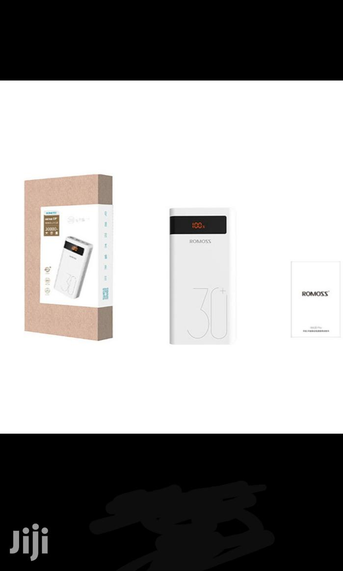Romoss Power Bank(30000mah) | Accessories for Mobile Phones & Tablets for sale in Nungua East, Greater Accra, Ghana