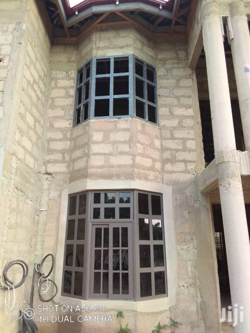 Grey Division Windows