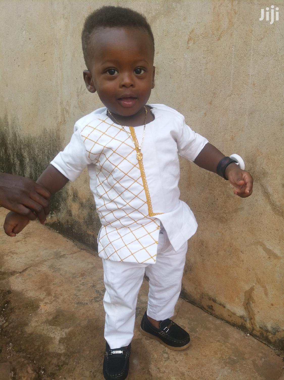 Children's African Wear With Works | Children's Clothing for sale in Kumasi Metropolitan, Ashanti, Ghana