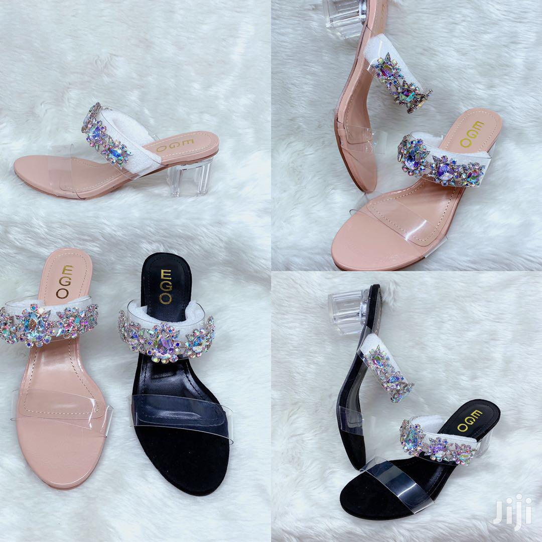 Classic Ladies Sandals