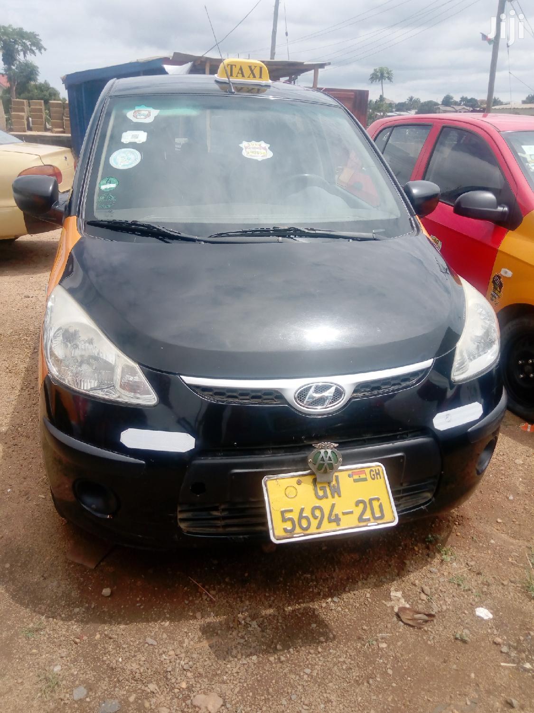 Hyundai i10 2012 1.2 Black