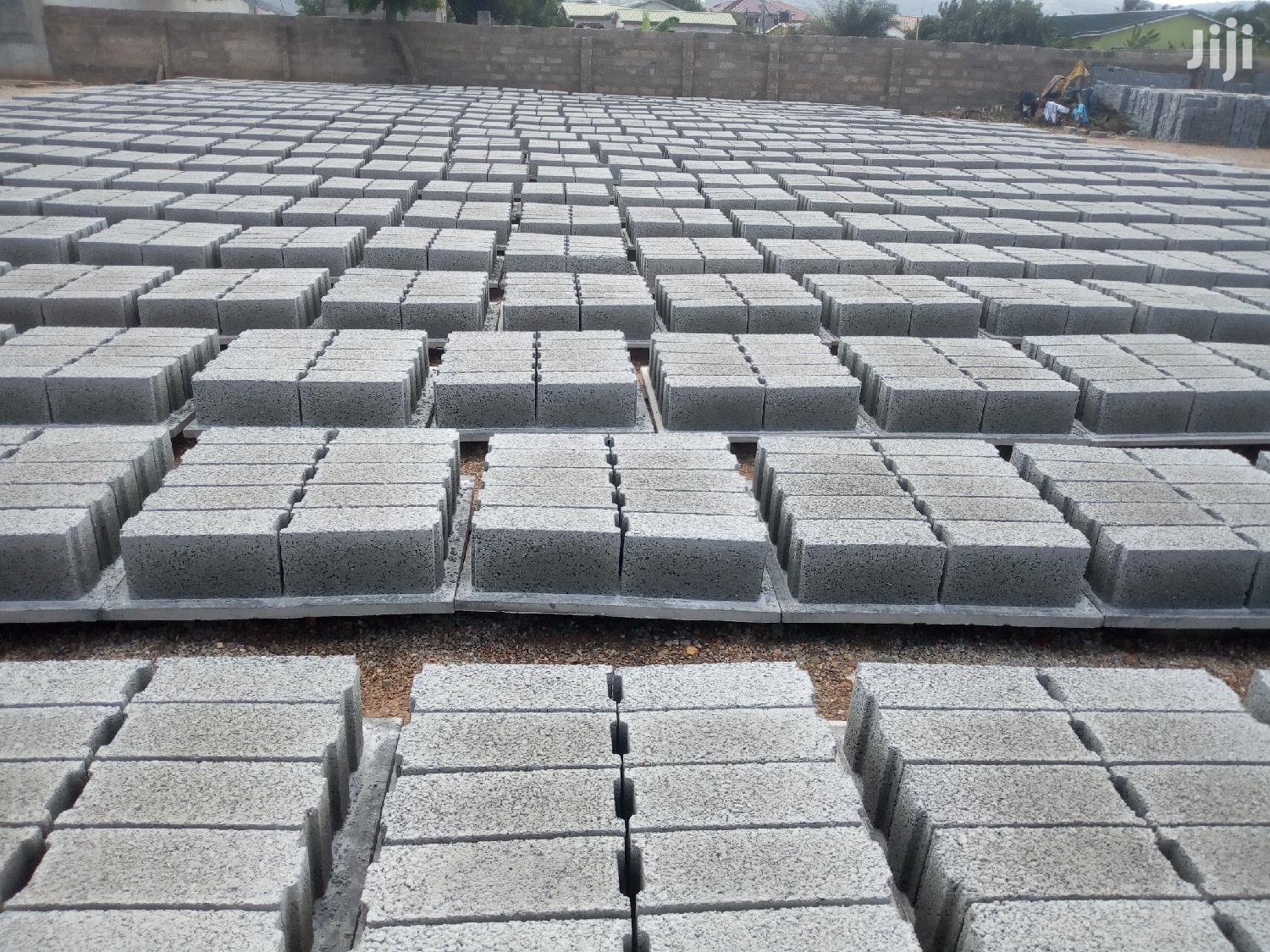 Quality Concrete Interlocking and Pavement Blocks for Sale | Building Materials for sale in Madina, Greater Accra, Ghana