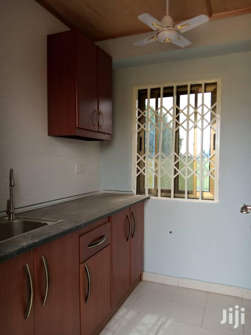 Chamber And Hall Self Contain For Rent At Agbogba.