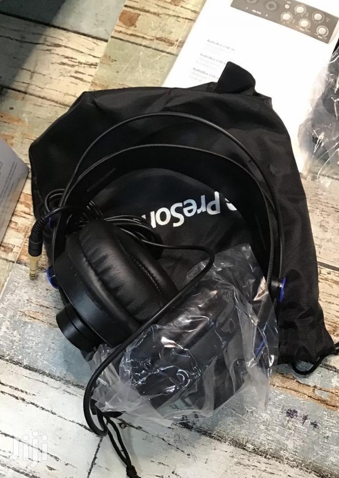 Presonus Hd7 Studio Mixing Headphones