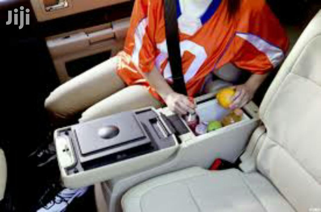 Portable Car Travel Refrigerator (Cooler & Warmer )