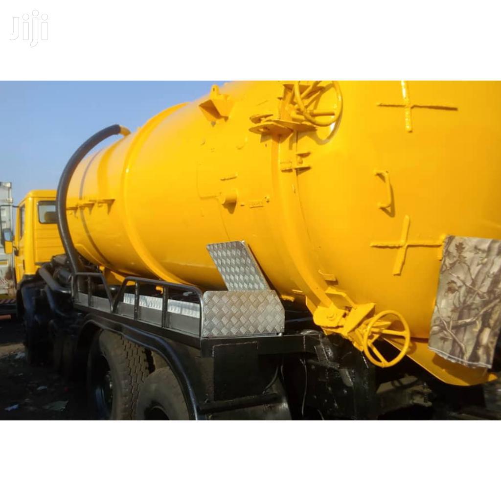 Toilet Tanker | Trucks & Trailers for sale in Accra Metropolitan, Greater Accra, Ghana