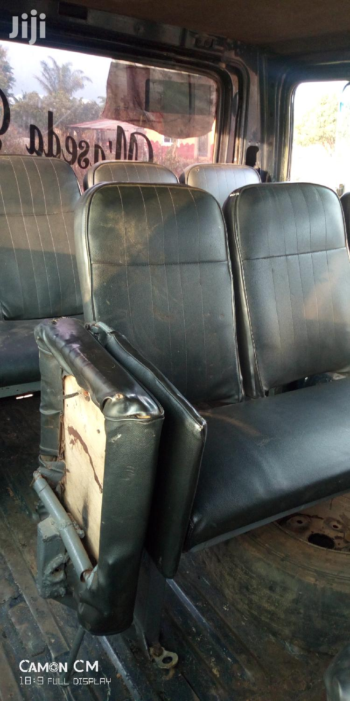 Archive: Ford Transit 2011 Black