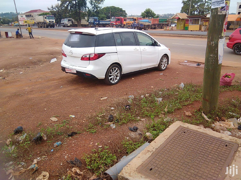 Mazda 5 2012 2.5 Sport Automatic White | Cars for sale in Sunyani Municipal, Brong Ahafo, Ghana