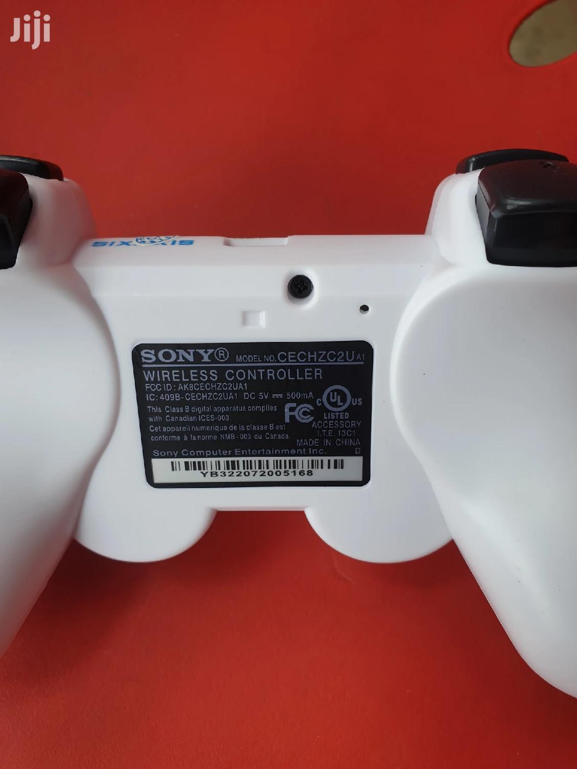 PS3 Controller | Video Game Consoles for sale in Achimota, Greater Accra, Ghana