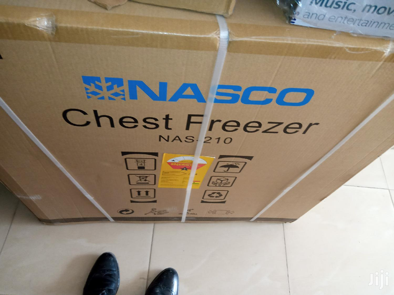 *~Nasco Chest Freezer *Nas~210
