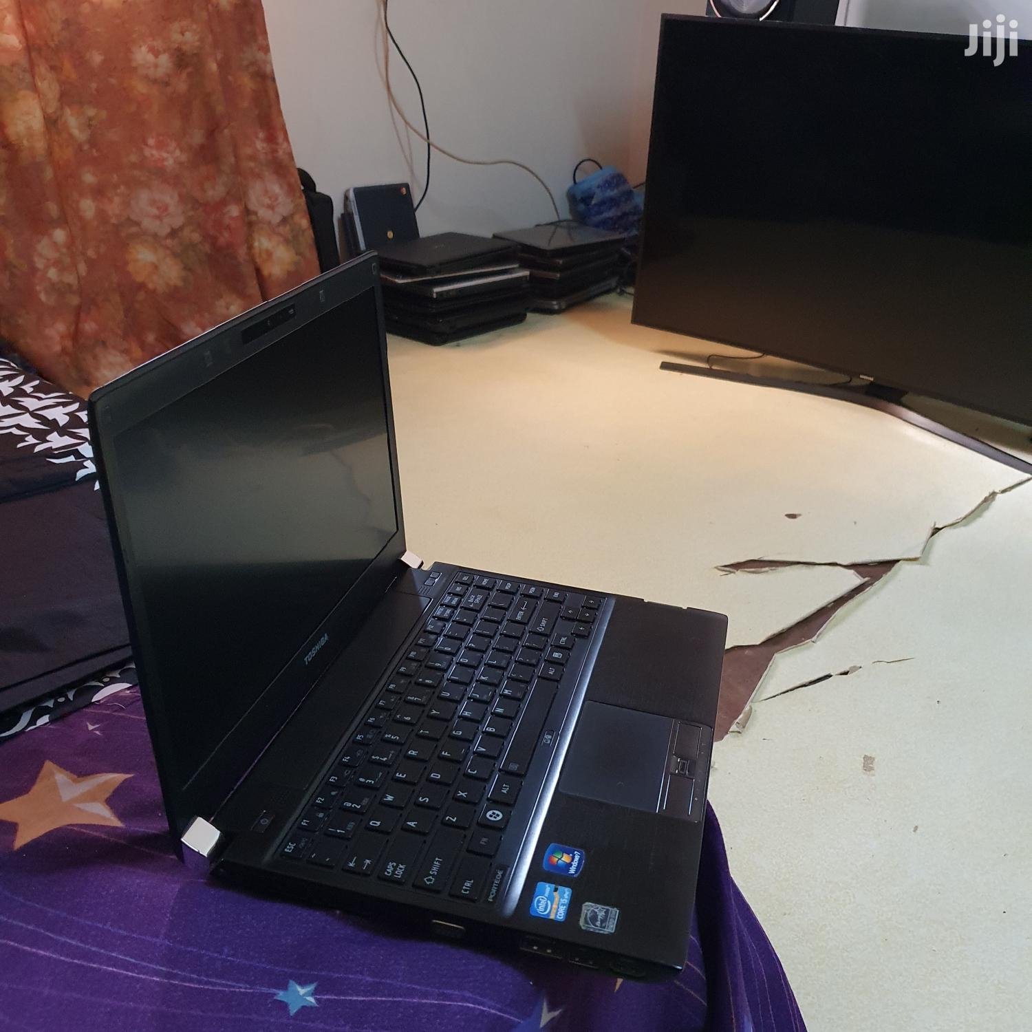 Archive: Laptop Toshiba 4GB Intel Core I5 HDD 500GB