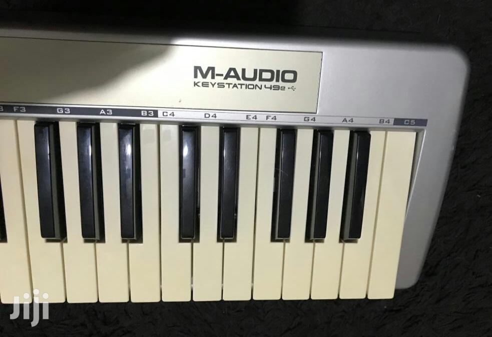 M Audio Midi Keyboard