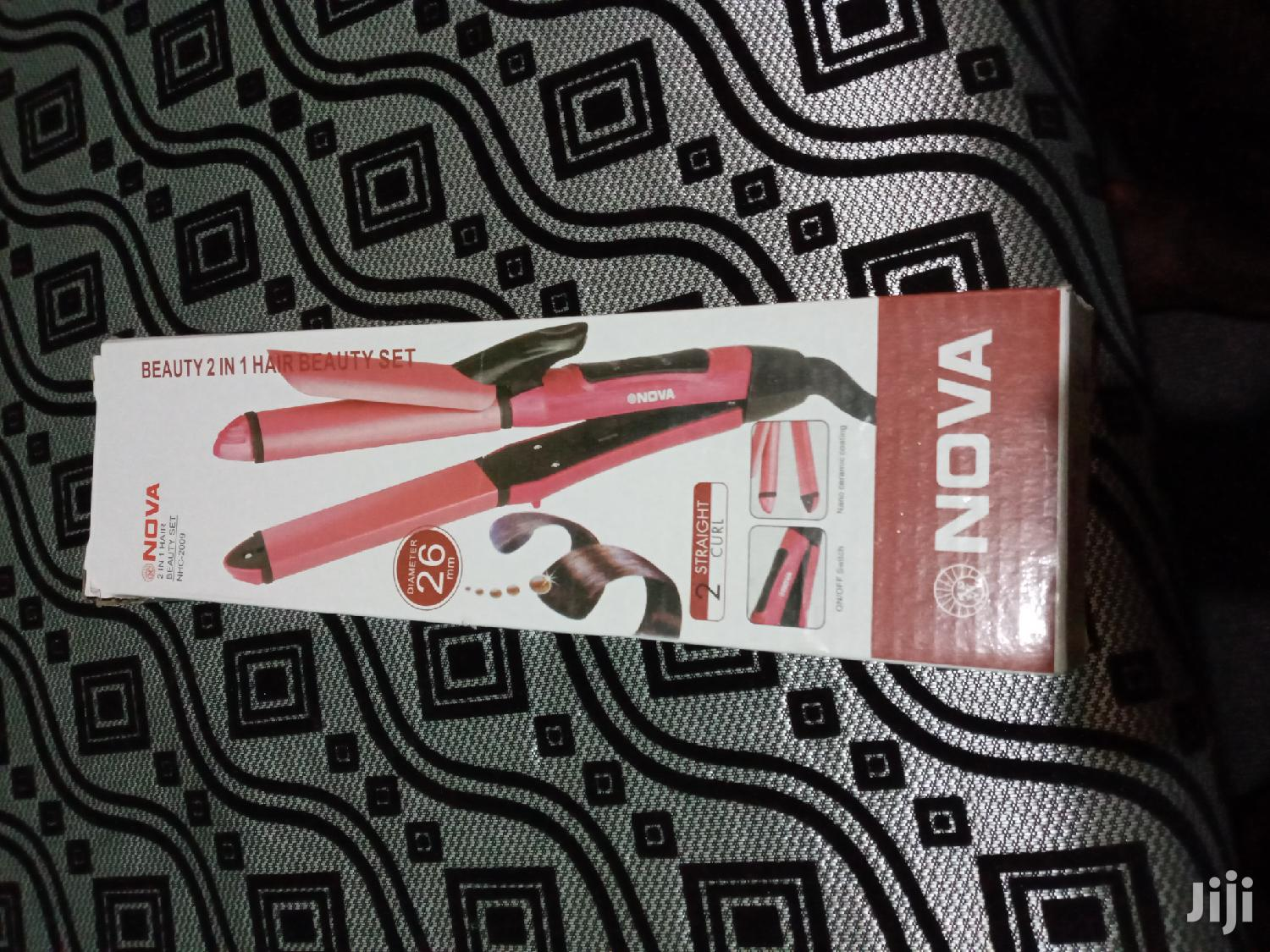 Brand New Nova Hair Straightener And Curler | Tools & Accessories for sale in Achimota, Greater Accra, Ghana